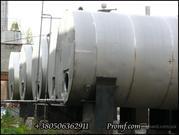 Емкость для приемки и хранения молока 22 м куб