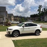 BMW X6 2014 года,  Белый,  сделано 11 677 Про